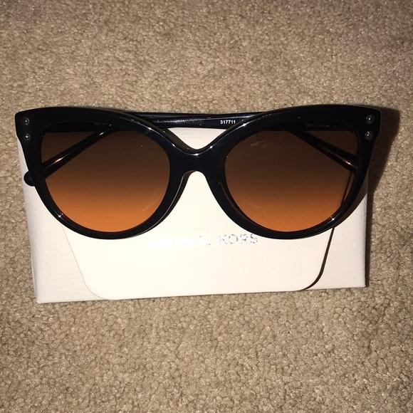 abcb582ceae91 Michael Kors Jan Cat-Eye Sunglasses
